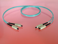 Multimode 50/125 10Gbps Cable Assembly SC/SC