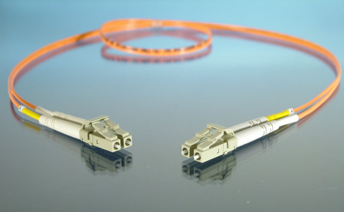 Multimode 50/125 Simplex Cable Assembly LC/LC