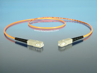 Multimode 62.5/125 Simplex Cable Assembly SC/SC