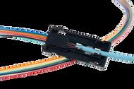 Loose Tube Fiber Optic Fanout Kit - 12 Fiber