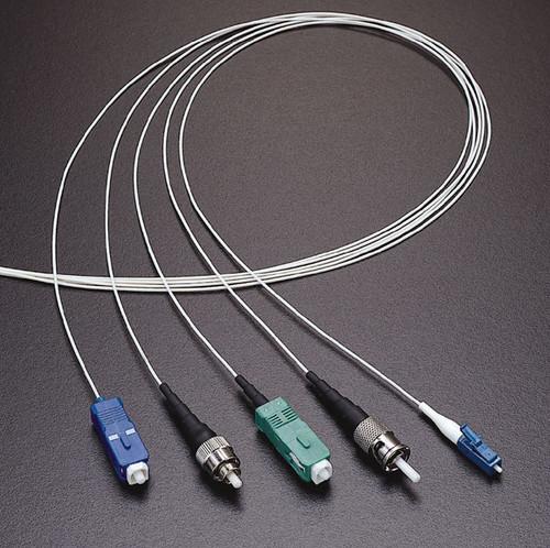 6 Color Coded Singlemode FC (UPC) Pigtails