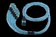MTP® LC 12 Fiber OM3 Harnesses