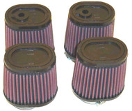 K&N Filters - Set of 4 (85-07 All, Stage 7 Jet Kit Required)