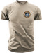 """Men's Marines T-Shirt - US Marines Corps """"We Fight What You Fear"""" Marines - White - Front"""