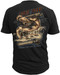 Men's Army T-Shirt - US Army OEF-OIF Iraqi and Afghanistan Vets - Back
