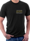 Men's Army T-Shirt - US Army For Those That Served - Model - Front