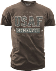 Men's Air Force T-Shirt - US Air Force MCMXLVII (Front)