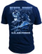 Men's Air Force T-Shirt - Drone - Death From Above - Back