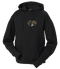 Men's and Lady's Marine Corps. Hoodie - Marines - For All That Served Sweatshirt Front