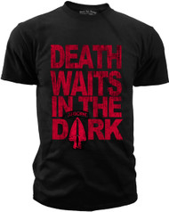 S.O.A.R. 160th - Death Waits in the Dark T-Shirt