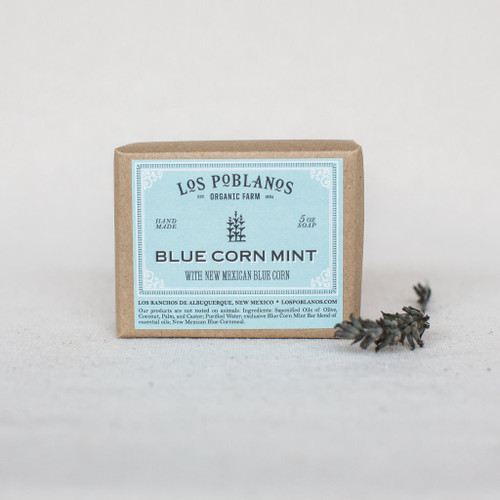 Los Poblanos : Blue Corn Mint Bar