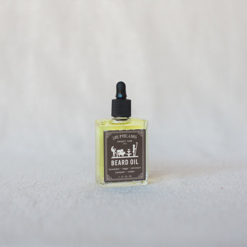 Los Poblanos : Beard Oil