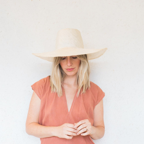 Brookes Boswell : Optimo Straw Hat