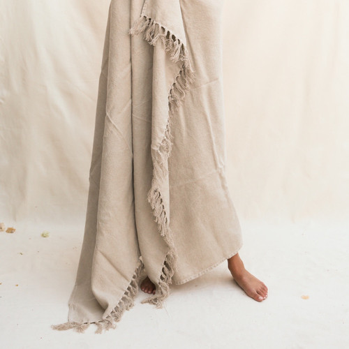 Heather Heron : Cortes Blanket