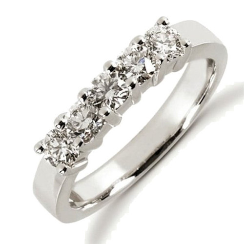0.75 ct tw. Diamond Anniversary Ring