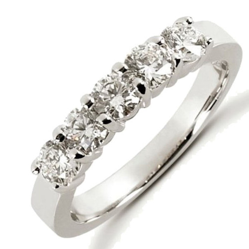 1.0 ct tw Diamond Anniversary Ring