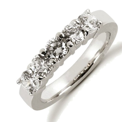 1.50 ct tw Diamond Anniversary Ring