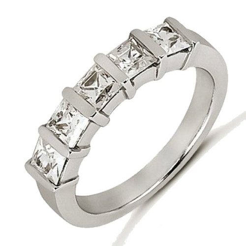 1.35 ct tw Diamond Anniversary Ring