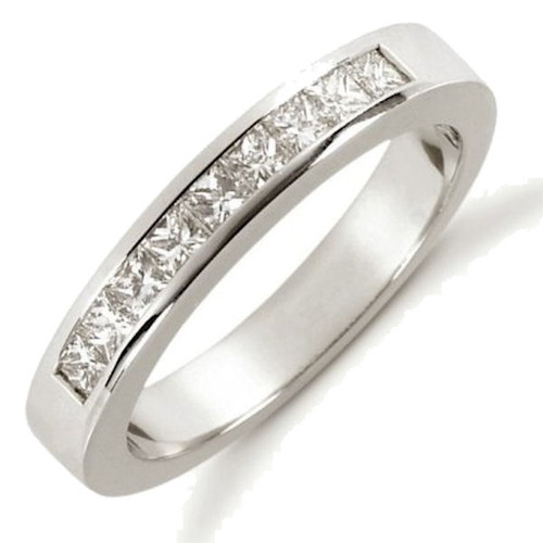 0.45 Ct Tw Diamond Anniversary Ring