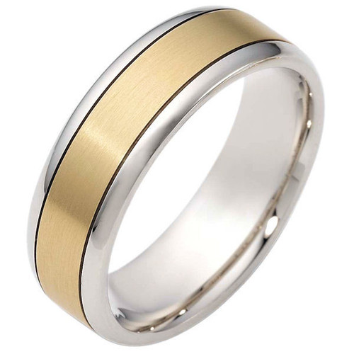 Men's Classic Wedding Band | PJ435