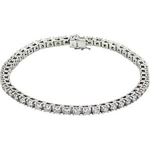 5.0 ct tw Diamond Tennis Bracelet