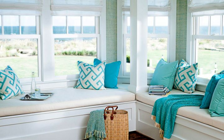 turquoise living room accents my inspiration for coastal themed home decor 15906