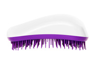 Dessata - Colours - Original Detangling Brush - White-Purple