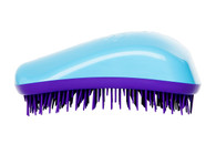 Dessata - Colours - Original Detangling Brush - Turquoise-Purple