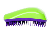 Dessata - Colours - Original Detangling Brush - Green-Purple