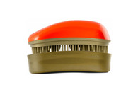 Dessata - Professional - Mini Detangling Brush - Orange-Old Gold