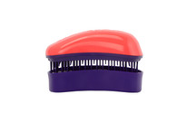 Dessata - Colours - Mini Detangling Brush - Coral-Purple