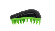 Dessata - Maxi Detangling Brush - Black-Lime