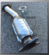 95-00 Ford Contour - Direct Fit High Flow Converter - Aluminized 3B