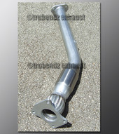 "08-10 Chevy Cobalt SS - Downpipe - 3.0"" Aluminized - Catted"