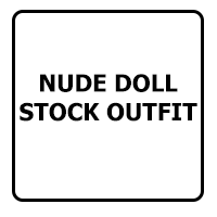 Nude Doll Stock Outfit