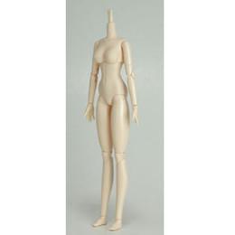 OBITSU BODY 27 W - 27cm Female SBH Soft Bust M-Size  (White Skin)