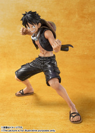 Figuarts ZERO One Piece - Monkey · D · Luffy -ONE PIECE FILM GOLD Ver