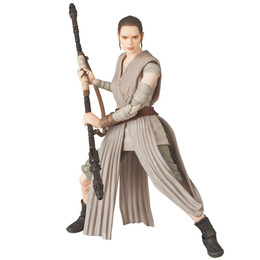 "MAFEX No.036 Rey ""Star Wars: The Force Awakens"" (Dented Box)"