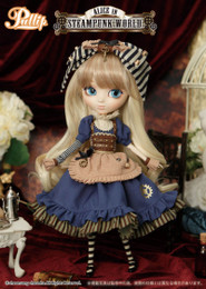 P-151 Pullip ALICE in Steampunk World