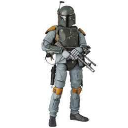 MAFEX No.016 MAFEX Star Wars BOBA FETT (Dented Box)