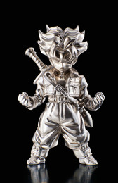 Absolute Chogokin Dragon Ball Z Characters - DZ04 Super Saiyan Trunks