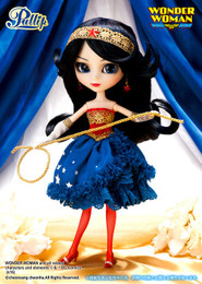 P-172 Pullip Wonder Woman Dress Version 2016 SDCC Limited Edition