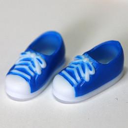 OBITSU BODY ACCESSORY - Obitsu Body 11cm Sneakers - Blue