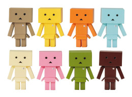 "Kotobukiya DANBOARD nano ""FLAVORS"" 10 Pcs Box (Renewal Version)"