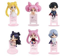 Ochatomo Series - Sailor Moon Night & Day 8 Pcs Box