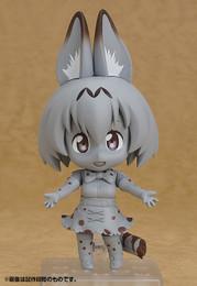 *Pre-order due date: 2017/05/14 - Nendoroid 752 - Serval (Kemono Friends) PRE-ORDER