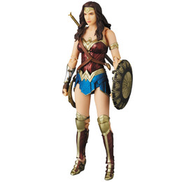 "*Pre-order due date: 2017/05/24 - MAFEX No.048 MAFEX WONDER WOMAN ""Wonder Woman"" Ver. PRE-ORDER"