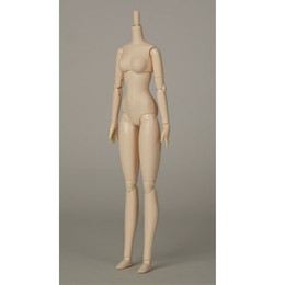 OBITSU BODY 27 W - 27cm Female SBH Soft Bust S-Size  (White Skin)