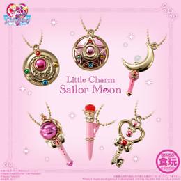 Little Charm - Sailor Moon 10 Pcs Box (Candy Toy)