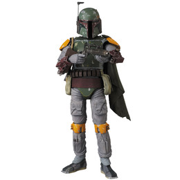 MAFEX No.025 MAFEX Star Wars BOBA FETT RETURN OF THE JEDI Ver.